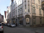 Pikk tn. 21 kuni 25. Vene Föderatsiooni saatkonna remonttööd ja akende vahetus